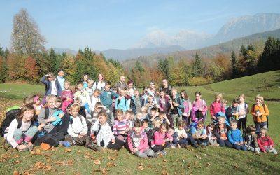 Prvi jesenski planinski izlet na Štefanjo goro