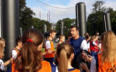 UEFA FOOTBALL IN SCHOOLS FESTIVAL